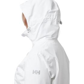 Helly Hansen Lisburn Rain Coat Women, white